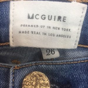 McGuire Jeans - Anthro